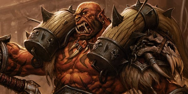 Warlords Of Draenor Release Date Revealed Today