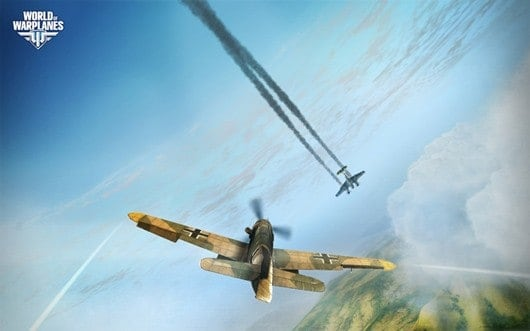 Take To The Skies With Update 1.2 For World Of Warplanes