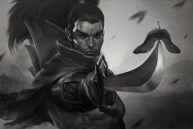 The Unforgiven Swordsman Debuts In League Of Legends