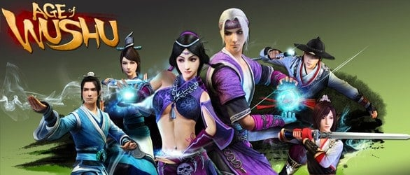 Beta Date Announced For Age of Wushu