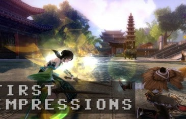 Age of Wushu Gameplay – First Impressions HD