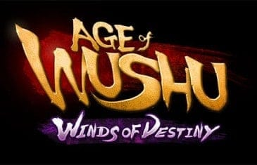 Age of Wushu Winds of Destiny Expansion Announced