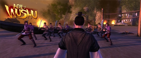 Age of Wushu – Closed Beta 2 Unlimited Play Keys