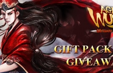 Age of Wushu Ultimate Scrolls Legacy Pack Giveaway