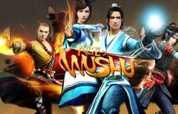 World of Contenders Teased For Age Of Wushu