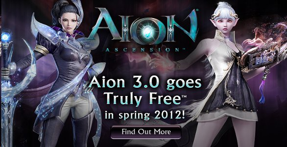 Aion Ascension launching April 11th