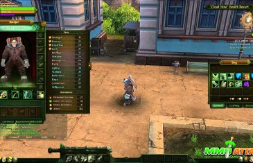 Allods Online Gameplay Video