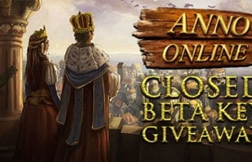 ANNO Online – Closed Beta Key Giveaway