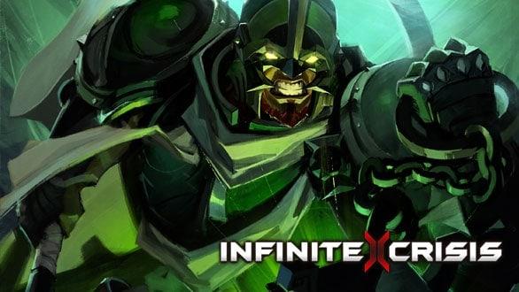 Arcane Green Lantern Joins Infinite Crisis