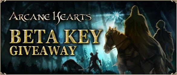 Arcane Hearts Beta Key Giveaway