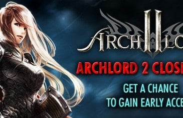 Archlord 2 Closed Beta keys