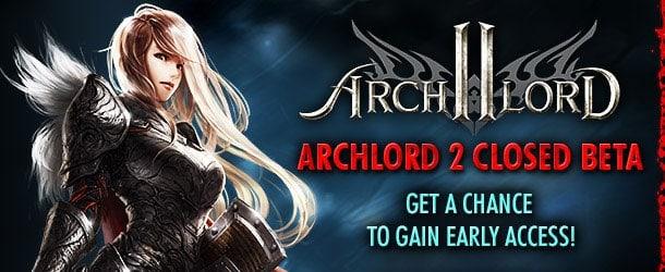 Archlord 2 Closed Beta keys