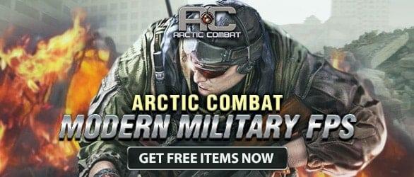 Arctic Combat – Free Item Pack Giveaway (Closed)
