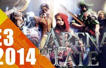 Arena of Fate Gameplay (not) | E3 2014 Interview