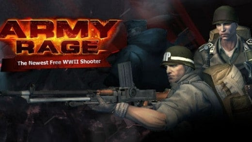 Army Rage – Defunct