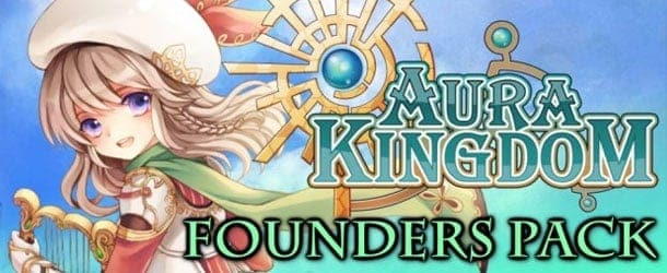 Aura Kingdom Founders Pack Giveaway