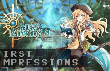 Aura Kingdom Gameplay | First Impressions HD