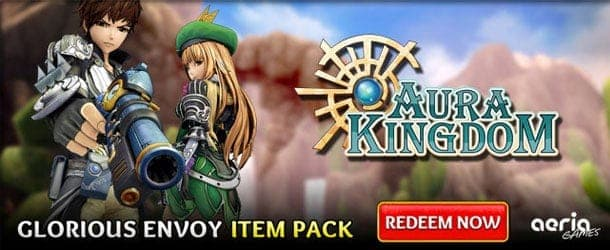 Aura Kingdom Open Beta Item Pack Giveaway