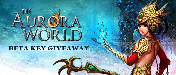 The Aurora World – Closed Beta Key Giveaway