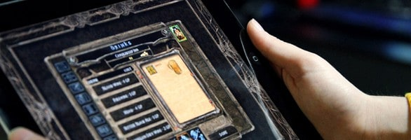 Baldur's Gate: Enhanced Edition on its way to iPad