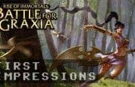 Battle for Graxia Gameplay – First Impressions HD
