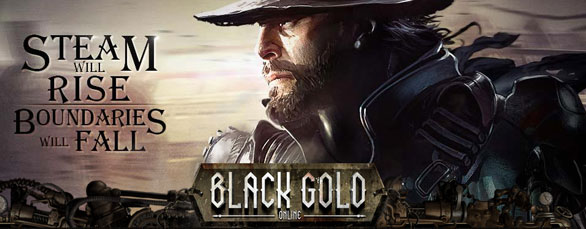 Black Gold Online Closed Beta Underway