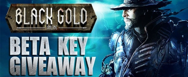 Black Gold Online Beta Key Giveaway