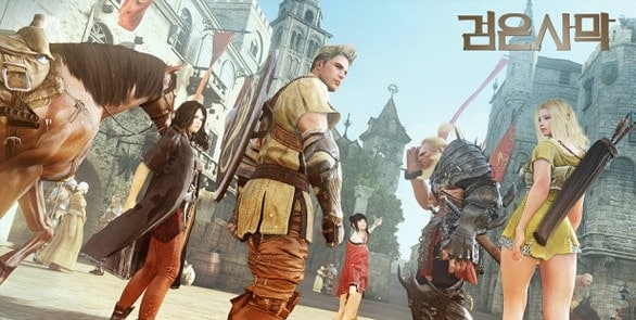 North American & EU Publisher Revealed For Black Desert Online