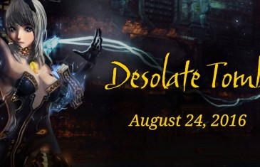 Desolate Tomb Update for Blade & Soul Announced