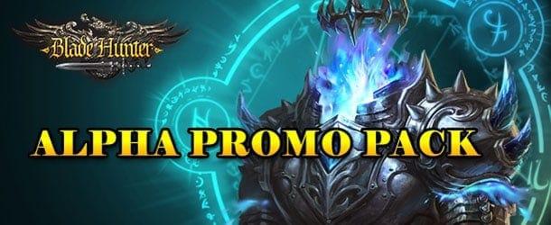 Blade Hunter Alpha Promo Pack