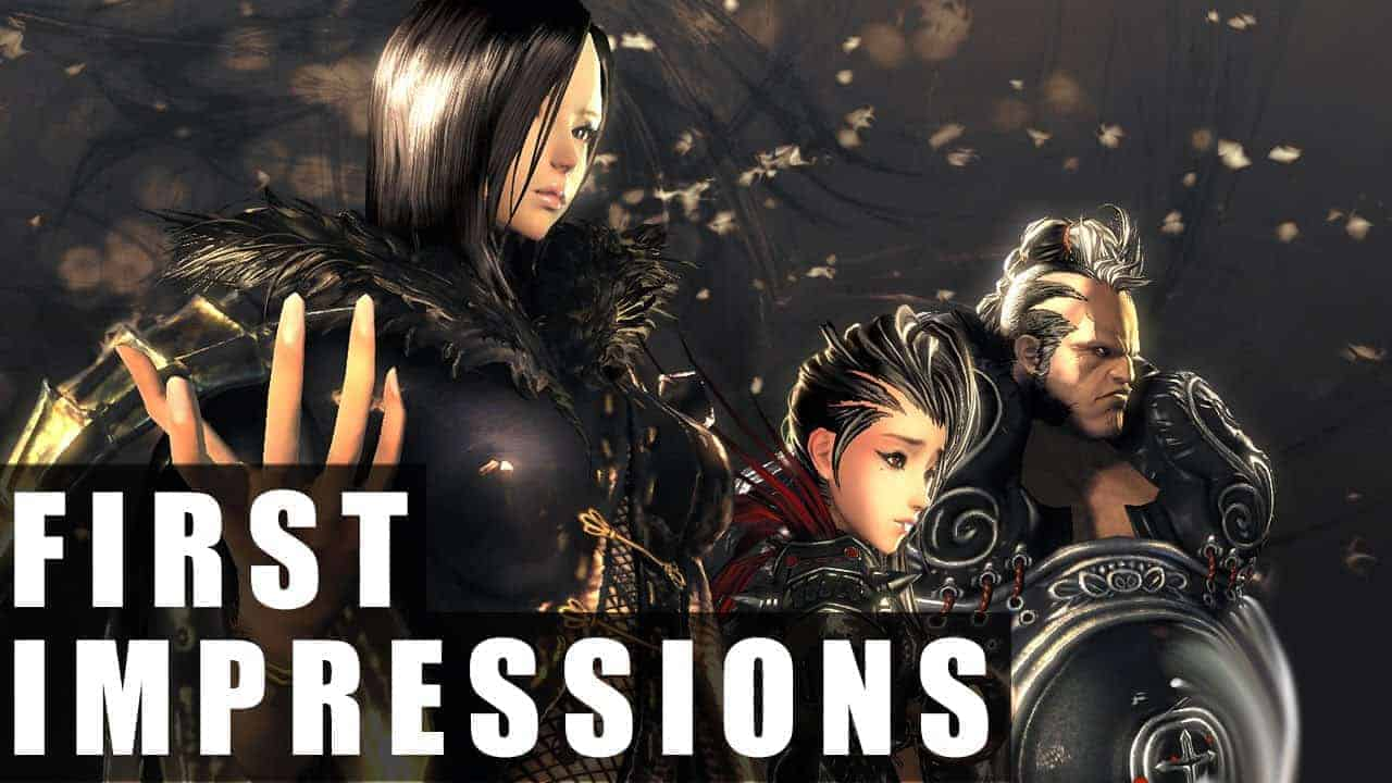 Blade & Soul Gameplay | First Impressions HD