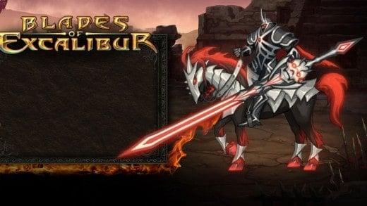 Blades of Excalibur