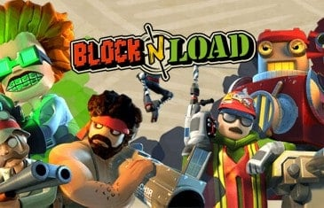 The Explosive Block N Load Is Now Available As Free-To-Play Game