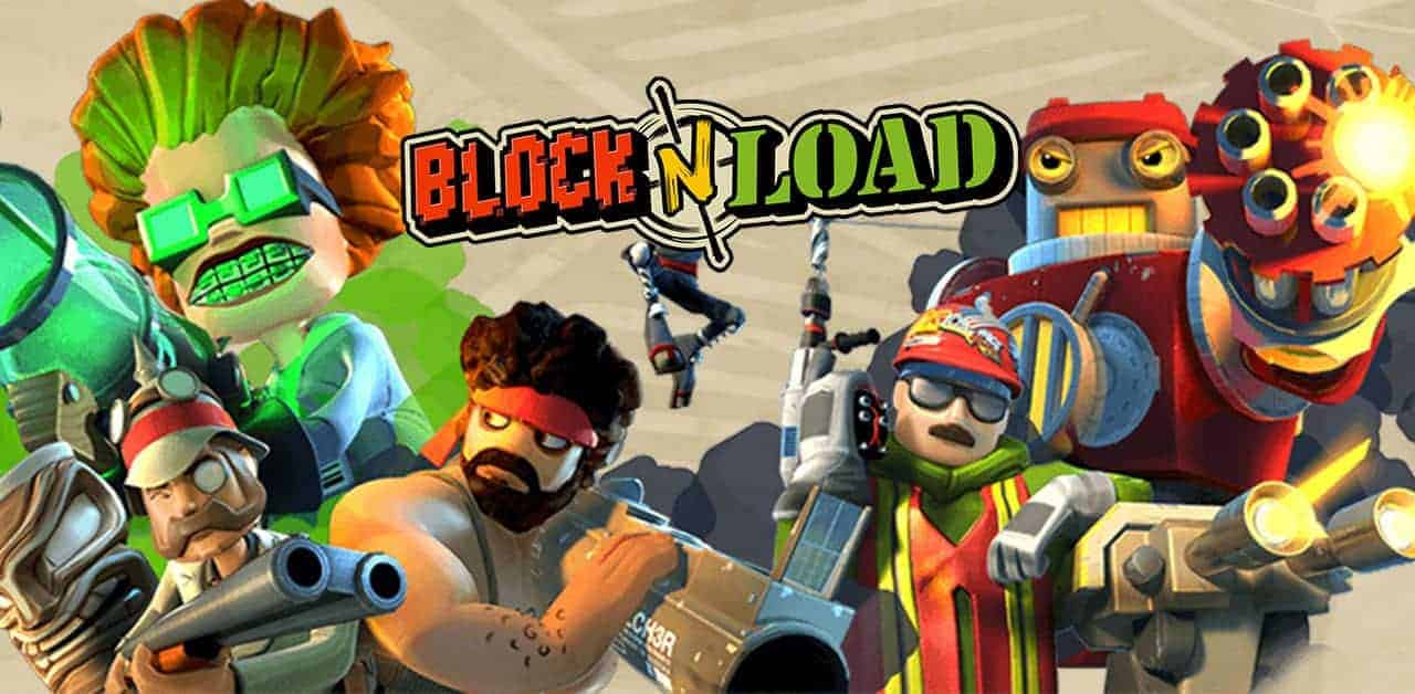 Block N Load Debuts On Steam With Free-To-Play Weekend