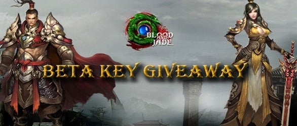 Blood and Jade Beta Pack Giveaway