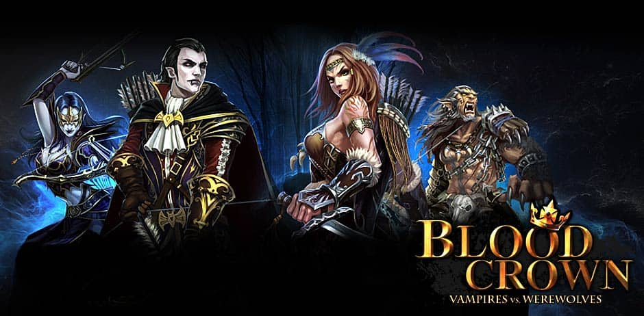 Vampires Vs  Werewolves Review, Release Date, Downloads, Gameplays