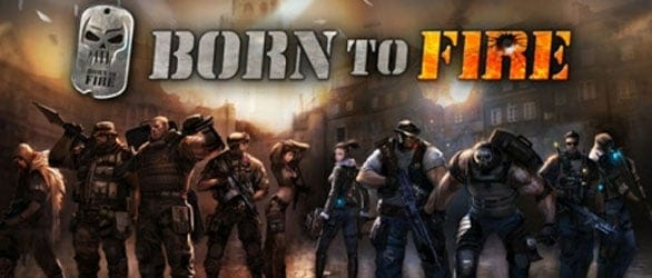 Born to Fire – New gameplay features emerge for upcoming MMOFPS