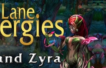 League of Legends Bot Lane Synergy – Ashe and Zyra