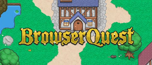 Play all the Games ep. 1 BrowserQuest