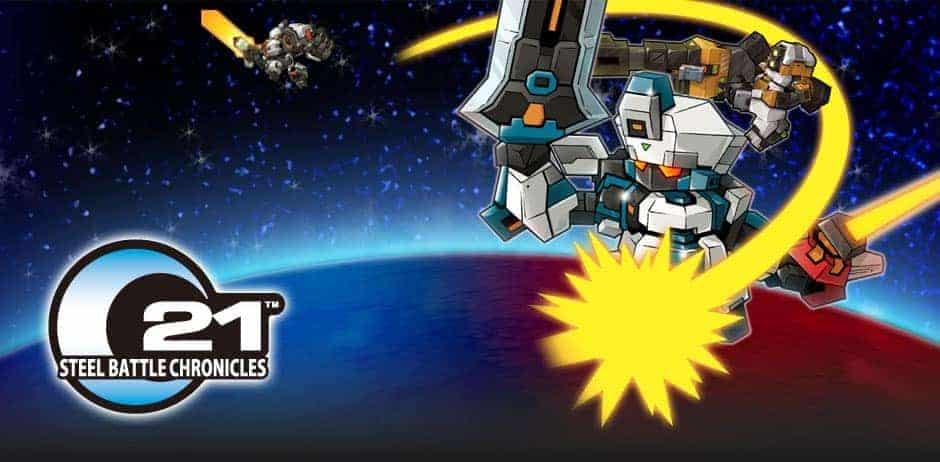 C21 Online Steel Battle Chronicles C21