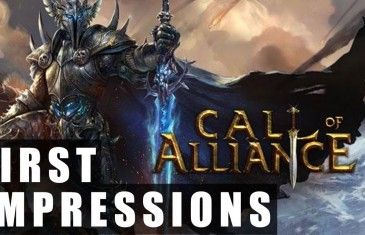 Call of Alliance Gameplay | First Impressions HD