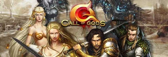 Call of Gods Newbie Card Giveaway