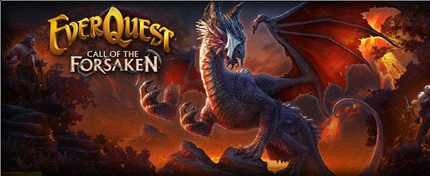 EverQuest Debuts 20th Expansion – Call of the Forsaken
