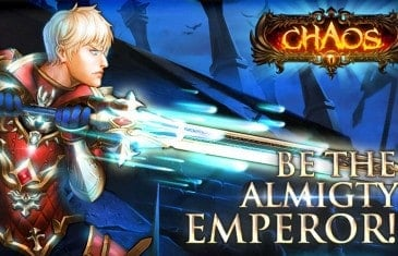 Chaos New Server Launch Keys Giveaway