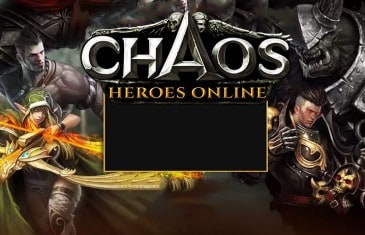 Chaos Heroes Online Closed Beta Underway