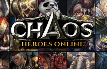 Chaos Heroes Online Closed Beta Keys Giveaway