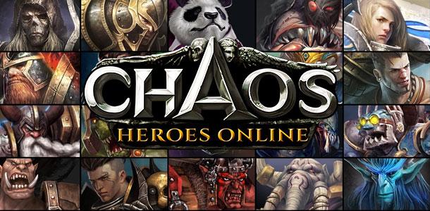 Chaos Heroes Online Closed Beta Keys Giveaway