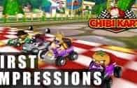 Chibi Kart Gameplay | First Impressions HD
