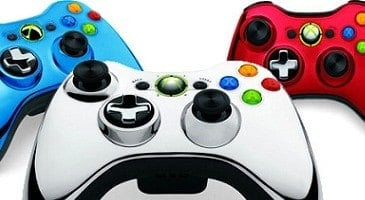 New chrome Xbox 360 controller revealed