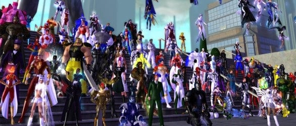 NCSoft Responds To 'Save City Of Heroes' Pleas